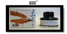 Tinta Especial Honore Balzac de Color Azul