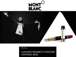 Montblanc Mecenas