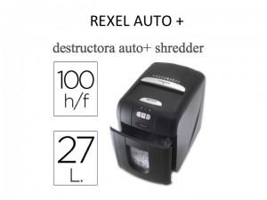 Destructoras Rexel