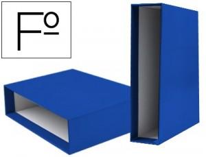 Caja archivador folio
