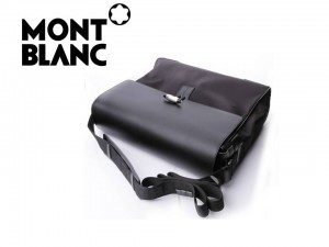 Maletín Montblanc tipo Messenger
