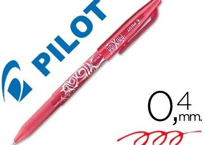 Bolígrafo Borrable Frixion Rojo