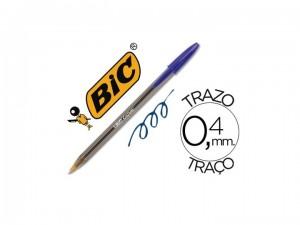 Bolígrafos Bic