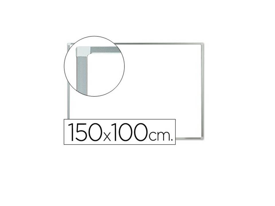 Pizarra blanca pizarra blanca aluminio material for Material de oficina online