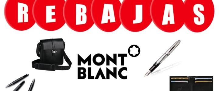 Rebajas de Montblanc