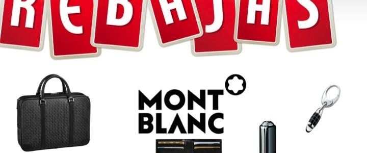 Rebajas Montblanc de locura
