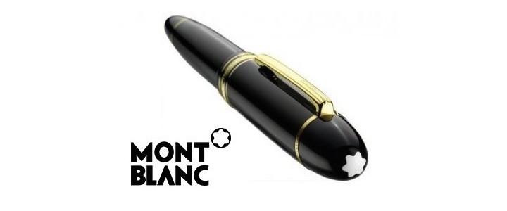 Pluma de Montblanc
