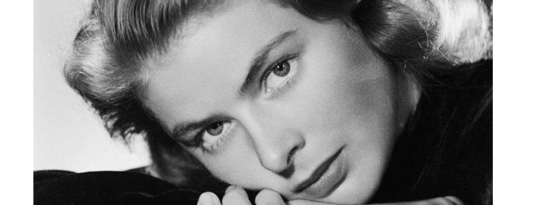 Montblanc Ingrid Bergman