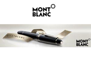 Bolígrafos Montblanc Precios