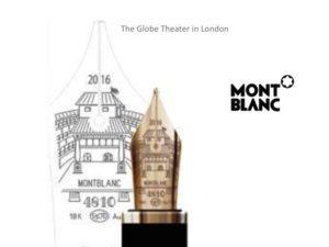 Pluma Montblanc Shakespeare