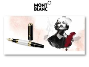 Pluma Montblanc Shakespeare Precio