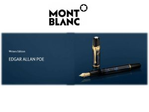 Montblanc Allan Poe