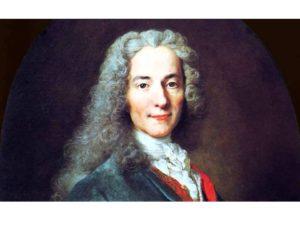Montblanc Voltaire Pluma