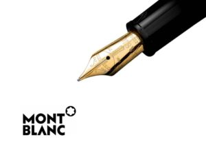 Montblanc Friedrich Schiller Fountain Pen