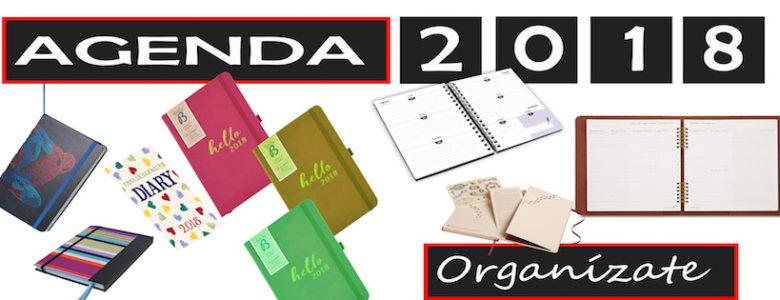 Comprar agenda 2018