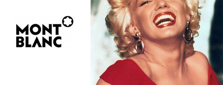 Marilyn Monroe Montblanc