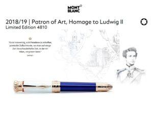Montblanc Ludwig II