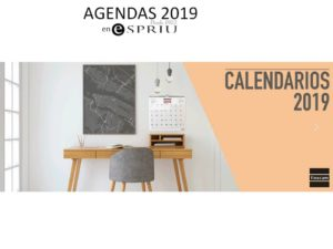 Comprar calendarios en Benidorm