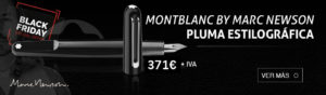 Montblanc en Black Friday
